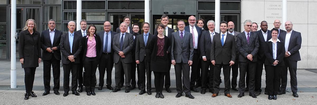 Atelier franco-allemand lors de la conférence numérique FR-DE du 26 et 27 octobre 2015